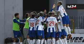 VÍDEO: a vitória do FC Porto em Paços de Ferreira em 60 segundos - Diário IOL