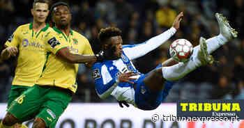 Paços de Ferreira - FC Porto - Tribuna Expresso