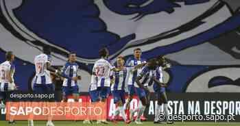 Já há onzes para o Paços de Ferreira-FC Porto - SAPO Desporto