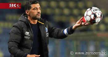 Sérgio Conceição antecipa dificuldades para o FC Porto em Paços de Ferreira - zerozero.pt