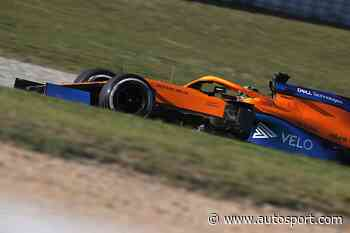 McLaren: No risk of team being unable to continue in F1 for 2021