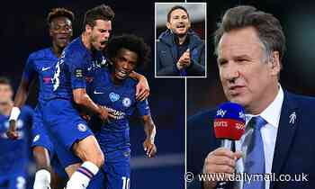 Paul Merson backs Chelsea to pip Liverpool to the title in the next 'three or four years'