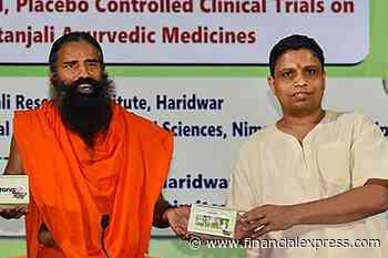 Patanjali's Coronil: Did not say medicine can cure or control coronavirus, says Acharya Balakrishna