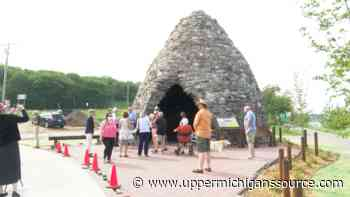 Restored Carp River Kiln returned back to the City of Marquette - UpperMichigansSource.com