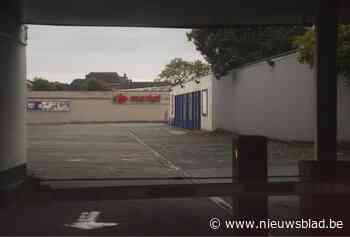 Parking site Pollet straks voor iedereen toegankelijk, slagb... (Torhout) - Het Nieuwsblad