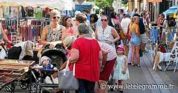 Retour du marché estival dès le 3 juillet à Fouesnant - Le Télégramme