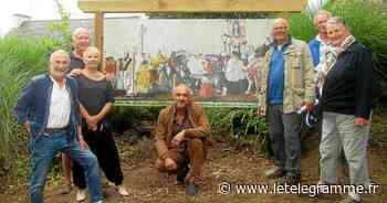 Un Pardon des chevaux, en reproduction au Drennec - Le Télégramme