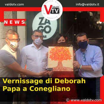 Vernissage di Deborah Papa a Conegliano - Valdo Tv - Organizzazione Giornalistica Europea