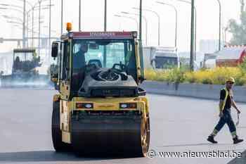Asfaltering op E19 op komst, met verkeershinder tussen Kontich en Mechelen