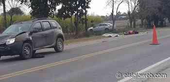 San Pablo: Motociclista falleció en un siniestro vial sobre la ruta 301 - El Siglo de Tucumán