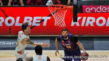 FC Barcelona - San Pablo Burgos: horario y dónde ver la semifinal de la Fase Final de la ACB por TV - La Vanguardia
