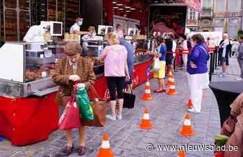 Bertem organiseert voor het eerst wekelijkse markt