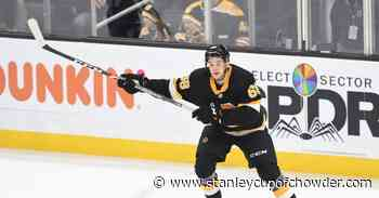 Top 10 Bruins prospects: Recapping the full list