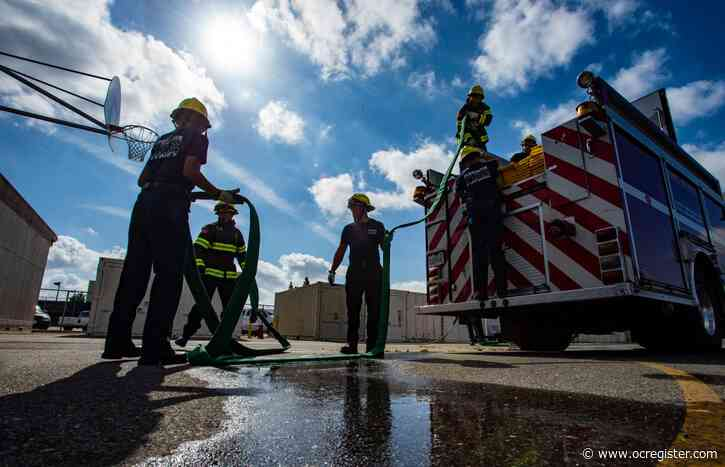 Official launch of new Placentia fire department is Wednesday, July 1