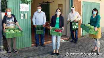 Solidarische Landwirtschaft: Ernte wird in Volkach geteilt - Main-Post