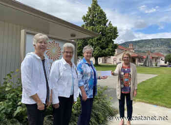 The Osoyoos chapter of charity society Soroptimist International has shuttered due to inability to fundraise - Penticton News - Castanet.net