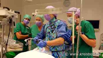OP-Training zum Schutz vor Corona-Infektion im Benedictus Krankenhaus Tutzing - Kreisbote