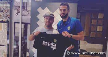 """Rémi Burnel """"Je suis très heureux de rejoindre le Hyeres FC"""" - Actufoot"""