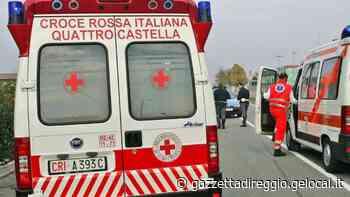 Motociclista ferito alle porte di Vezzano, è grave - La Gazzetta di Reggio