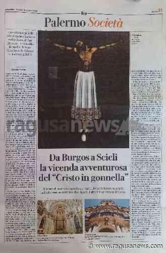L'avventura del Cristo di Burgos su Repubblica Scicli - RagusaNews
