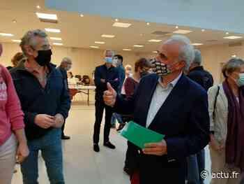 Yvelines. Elections municipales : Stéphane Grasset l'emporte à Buc - actu.fr