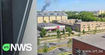 Zware industriebrand in Wijnegem na explosie van een technische installatie - VRT NWS