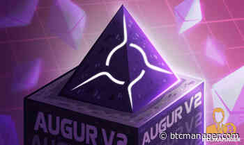 Augur (REP) v2 to Officially Go Live on July 28 | BTCMANAGER - BTCMANAGER