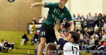 Sport in Rheinbach: Handballer des TV Rheinbach dürfen weiter Harz nutzen - General-Anzeiger Bonn