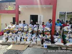 Reubican a las familias afectadas en incendio en la parroquia San Pablo - El Diario Ecuador