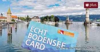 Echt-Bodensee-Card ab 2021 auch für Lindau gültig - Schwäbische