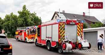 Feuerwehr sucht in Lindau ein Feuer: Polizei ermittelt wegen Missbrauchs des Notrufs - Schwäbische