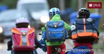 Obwohl sie wieder erlaubt ist: Für Viertklässler aus zehn Schulen fällt die Radprüfung aus - Schwäbische