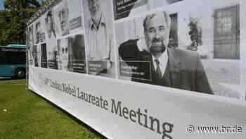 Homeoffice für Nobelpreisträger: Tagung startet aus Lindau - BR24