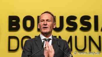 Borussia Dortmund: Watzke: BVB gibt kein offizielles Saisonziel aus - SWP