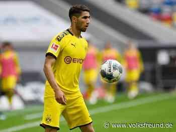 Borussia Dortmund: BVB-Abschied von Hakimi: Werde die Gelbe Wand nie vergessen - Trierischer Volksfreund