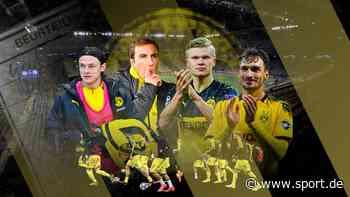 Saisonzeugnis des BVB: Welche Stars von Borussia Dortmund überzeugten? Wer enttäuschte? - sport.de