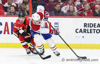 Montreal Canadiens Could Learn a Lesson From Lowly Ottawa Senators