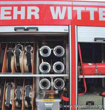 Feuerwehr Witten: Böschungsbrand an der Herbeder Straße - Witten - Lokalkompass.de