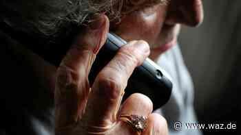 """Polizei warnt vor Anrufen """"falscher Polizisten"""" in Witten - WAZ News"""