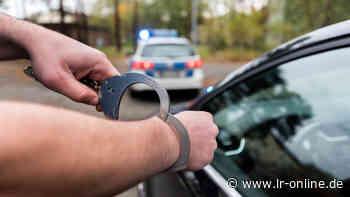 Fragwürdiger Polizeieinsatz: Beamte ließen Täter in Senftenberg laufen - Lausitzer Rundschau