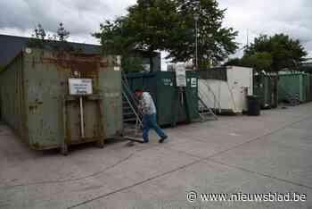 Bezoek aan containerpark kan weer zonder reservatie