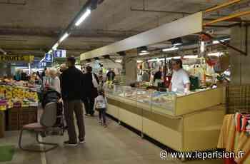 À Villeneuve-le-Roi, les commerçants du marché suffoquent à cause des normes sanitaires - Le Parisien
