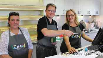 Traunreut: Neuer Dorfladen in der Carl-Orff-Straße hat in Traunwalchen eröffnet - chiemgau24.de