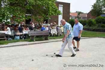 Stad helpt bij aanleg petanqueveld (Dendermonde) - Het Nieuwsblad