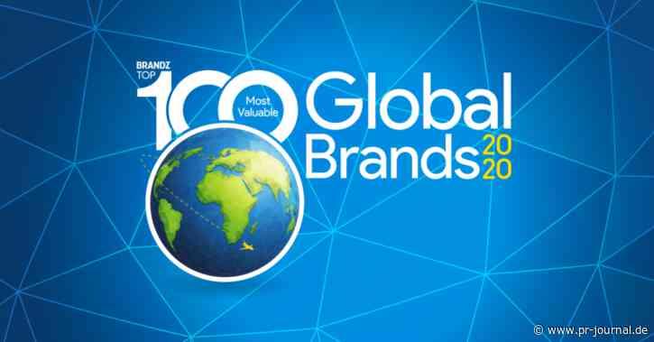 BrandZ 2020: Amazon bleibt wertvollste Marke der Welt