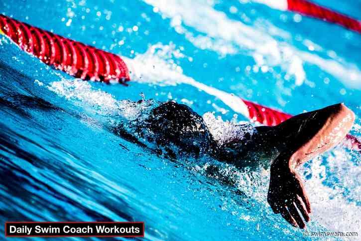 Daily Swim Coach Workout #139