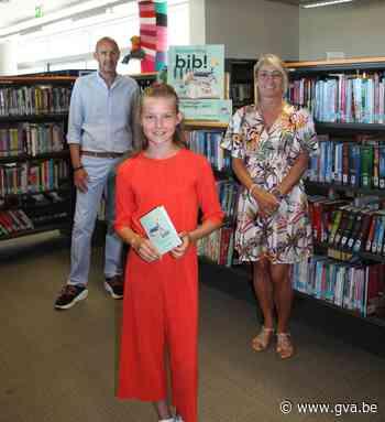 Bib daagt Putse jongeren uit: lees zes boeken deze vakantie - Gazet van Antwerpen