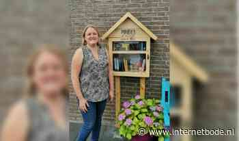 Minibieb in Sint Willebrord slaat aan: 'Sommige mensen zijn al boeken komen brengen' - Internetbode