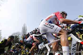 Now Mathieu van der Poel takes on Tour of Flanders day after Roubaix recon