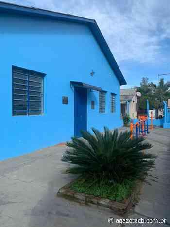 Sede da associação de moradores da Barrinha em Campo Bom é entregue revitalizada à comunidade - AGazetaCB